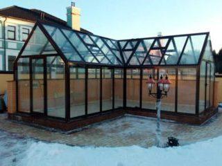 Теплицы из алюминиевого профиля под стекло в Москве